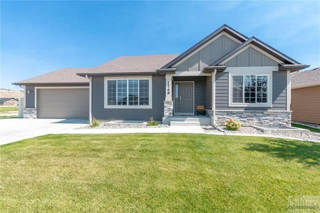 1749 W Thunder Mountain Road, Billings, MT 59106 (MLS #322509) :: Search Billings Real Estate Group
