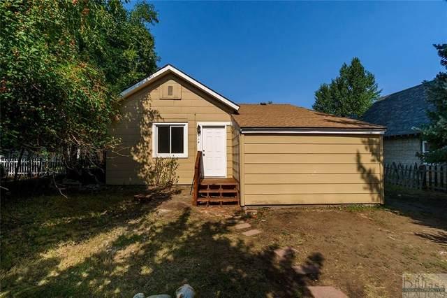 114 S Montana Avenue, Absarokee, MT 59001 (MLS #322510) :: Search Billings Real Estate Group