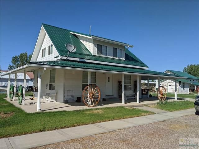105 W Milsap, Winnett, MT 59087 (MLS #322517) :: Search Billings Real Estate Group