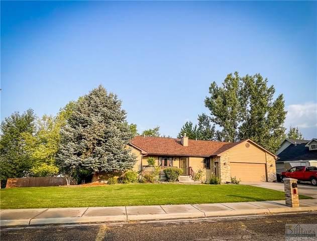 2318 St. Andrews Drive, Billings, MT 59105 (MLS #322523) :: Search Billings Real Estate Group