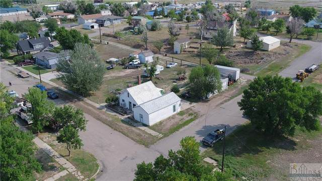 510 2nd Street, Roundup, MT 59072 (MLS #322527) :: Search Billings Real Estate Group