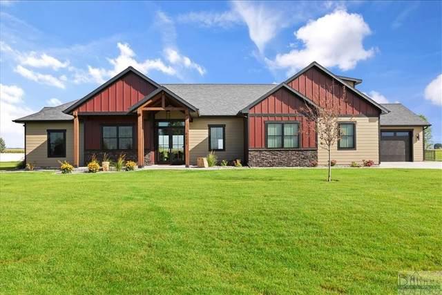 6111 Carlessa Lane, Billings, MT 59106 (MLS #322528) :: Search Billings Real Estate Group