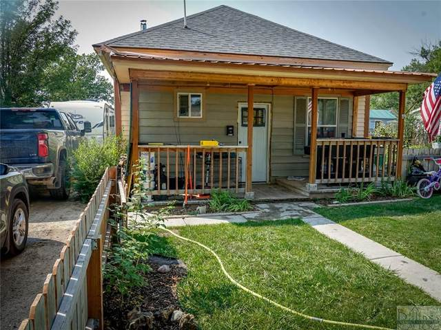 619 Main Street, Roundup, MT 59072 (MLS #322539) :: Search Billings Real Estate Group