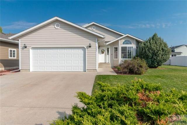 1245 Nasturtium Drive, Billings, MT 59105 (MLS #322545) :: Search Billings Real Estate Group