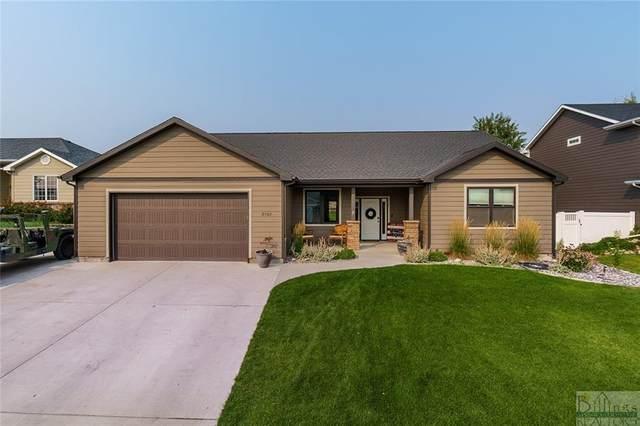 2502 Lake Heights, Billings, MT 59105 (MLS #322555) :: Search Billings Real Estate Group