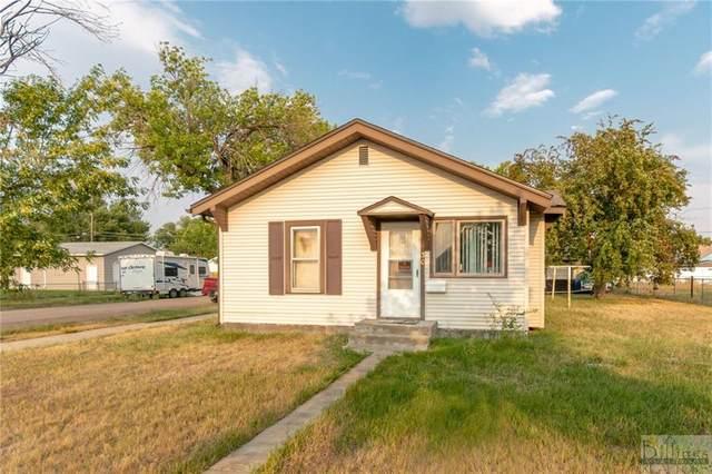 301 West Ave, Laurel, MT 59044 (MLS #322557) :: Search Billings Real Estate Group