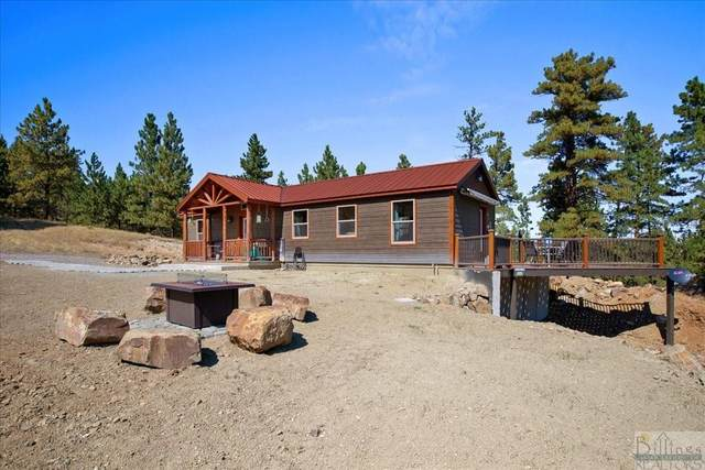 157 Bear Paw Creek Rd, Columbus, MT 59019 (MLS #322558) :: Search Billings Real Estate Group