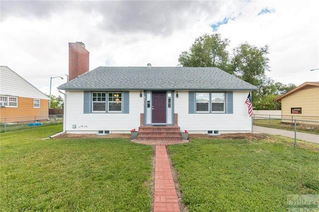 731 Conway Drive, Billings, MT 59105 (MLS #322560) :: The Ashley Delp Team