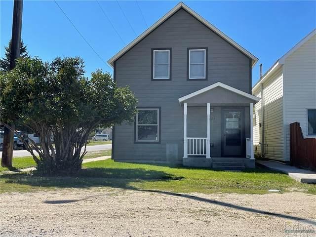 323 Adams Avenue S, Red Lodge, MT 59068 (MLS #322568) :: Search Billings Real Estate Group