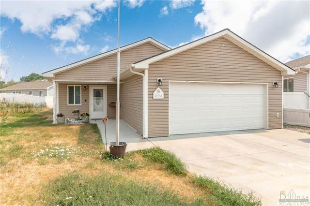 4714 Rebecca Place, Billings, MT 59101 (MLS #322577) :: Search Billings Real Estate Group