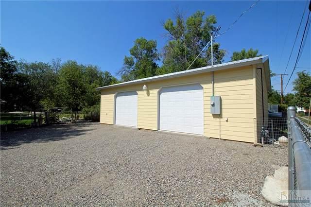 505 3rd Avenue, Laurel, MT 59044 (MLS #322580) :: Search Billings Real Estate Group