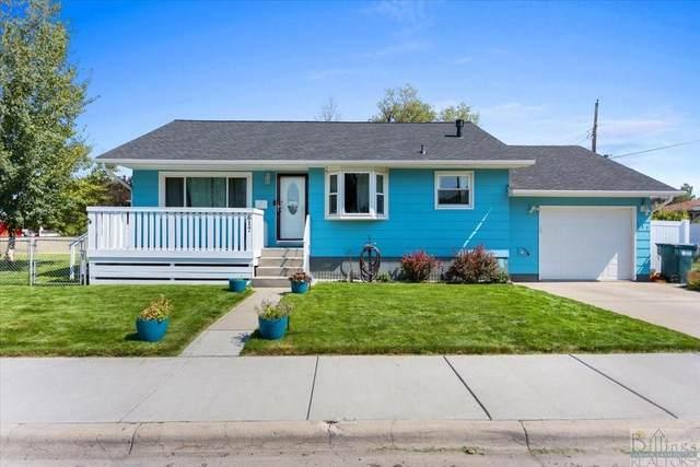 617 25th St W, Billings, MT 59102 (MLS #322581) :: Search Billings Real Estate Group