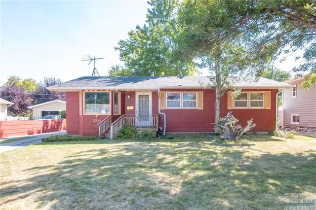 2536 Burlington Avenue, Billings, MT 59102 (MLS #322587) :: Search Billings Real Estate Group