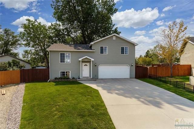 456 Katherine Ann Drive, Billings, MT 59105 (MLS #322593) :: Search Billings Real Estate Group