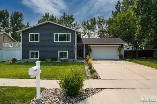 3430 Saint Johns Avenue, Billings, MT 59102 (MLS #322607) :: Search Billings Real Estate Group