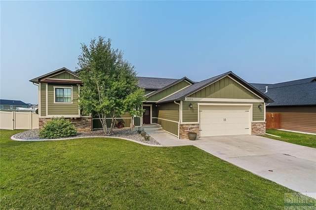 2602 Meadow Creek Loop, Billings, MT 59105 (MLS #322609) :: Search Billings Real Estate Group