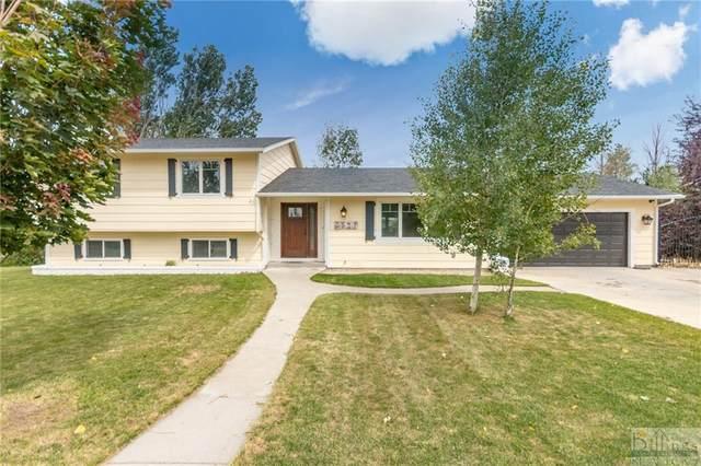 2521 Interlachen Drive, Billings, MT 59105 (MLS #322612) :: Search Billings Real Estate Group