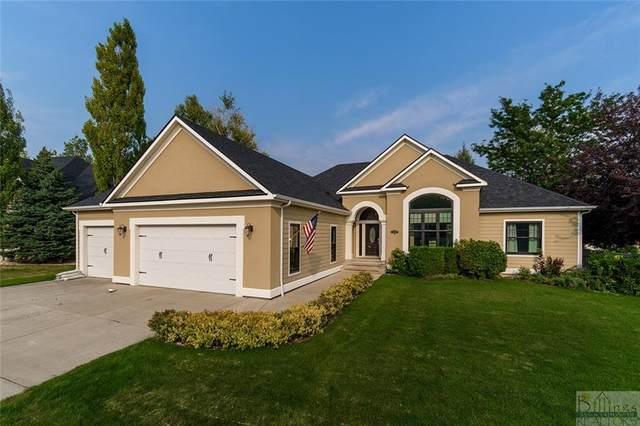 2015 Eastridge Drive, Billings, MT 59102 (MLS #322634) :: Search Billings Real Estate Group