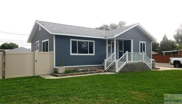 605 18th Street West, Billings, MT 59102 (MLS #322663) :: Search Billings Real Estate Group
