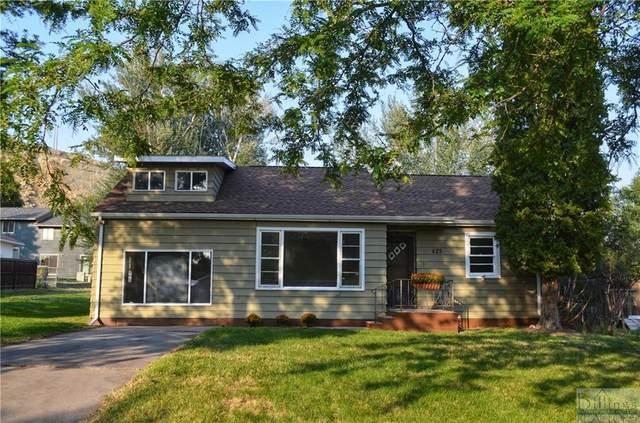 825 N 18th, Billings, MT 59101 (MLS #322678) :: Search Billings Real Estate Group