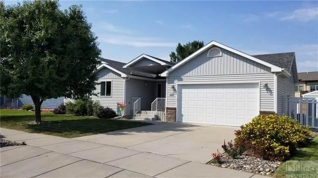 229 Uinta Park Drive, Billings, MT 59105 (MLS #322695) :: Search Billings Real Estate Group