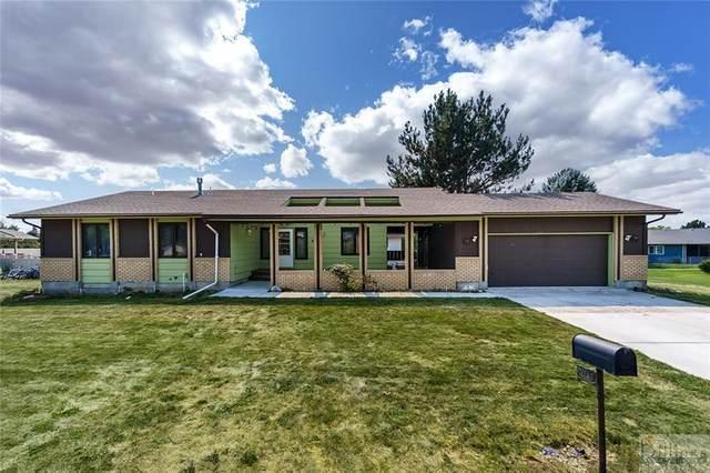 610 W 14th Street, Laurel, MT 59044 (MLS #322706) :: Search Billings Real Estate Group
