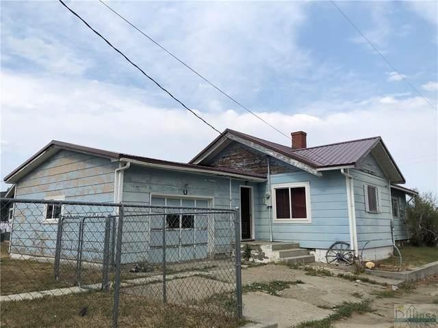 111/112 S Moulton/Teigen Avenue, Winnett, MT 59087 (MLS #322709) :: Search Billings Real Estate Group