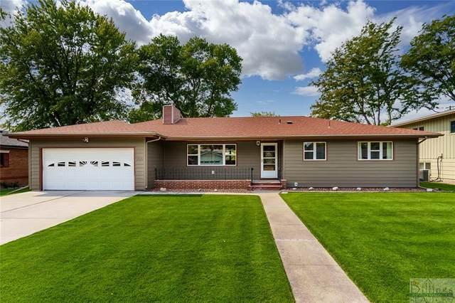 2120 North Pl, Billings, MT 59102 (MLS #322712) :: Search Billings Real Estate Group
