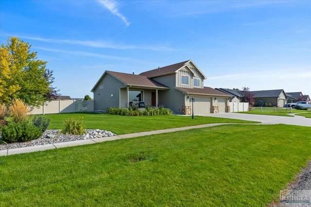 5313 Travertine Boulevard, Billings, MT 59106 (MLS #322714) :: Search Billings Real Estate Group