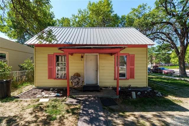 204 S 32nd Street, Billings, MT 59101 (MLS #322727) :: Search Billings Real Estate Group