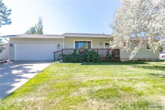 1350 Lonesome Pine Ln., Billings, MT 59105 (MLS #322736) :: Search Billings Real Estate Group