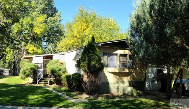9 Queen Victoria Place, Billings, MT 59105 (MLS #322743) :: Search Billings Real Estate Group