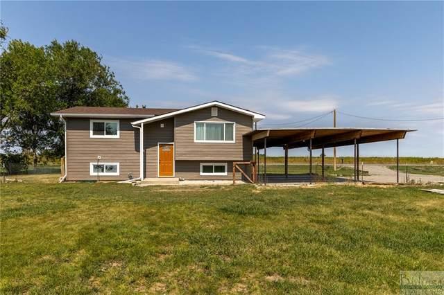 4100 Mcgirl, Billings, MT 59105 (MLS #322755) :: Search Billings Real Estate Group