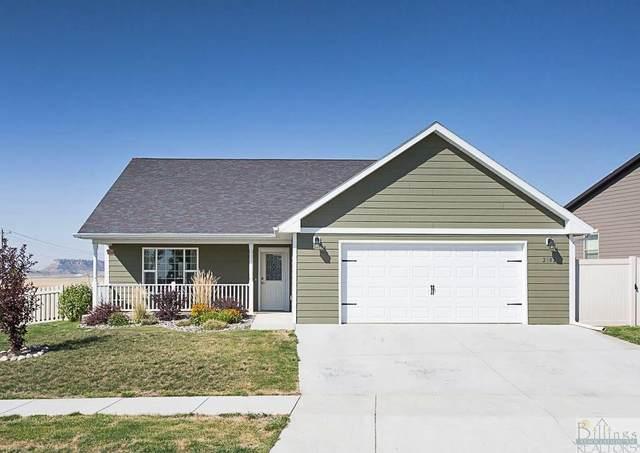 2902 W. Copper Ridge Loop, Billings, MT 59106 (MLS #322757) :: Search Billings Real Estate Group