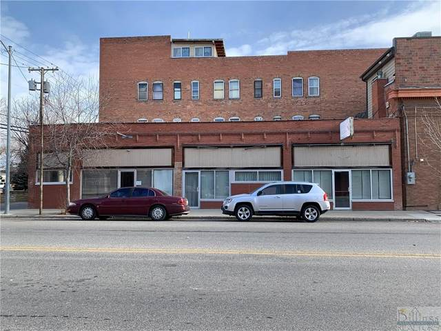 5-7-9 1st Avenue, Laurel, MT 59044 (MLS #322766) :: Search Billings Real Estate Group