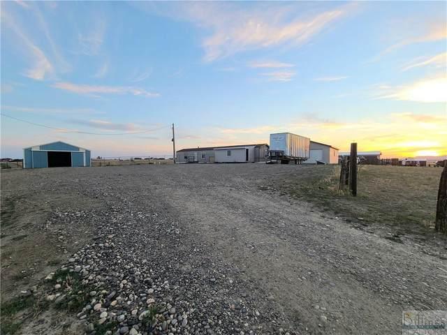 7652 12 Mile Road, Shepherd, MT 59079 (MLS #322768) :: MK Realty