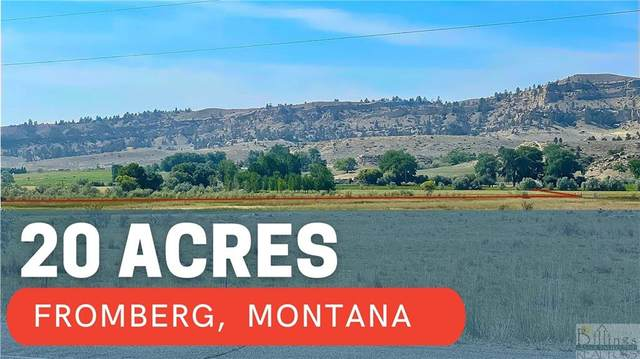 TBD Goldie Road, Fromberg, MT 59029 (MLS #322771) :: Search Billings Real Estate Group