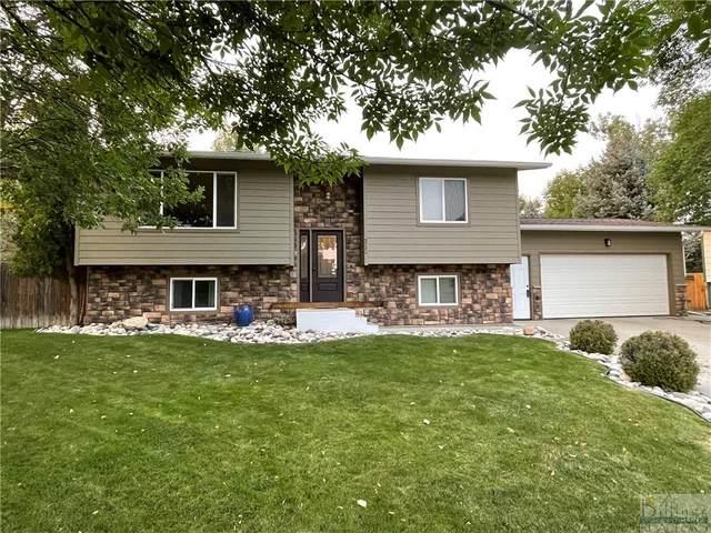 511 Poppy Place, Billings, MT 59105 (MLS #322773) :: Search Billings Real Estate Group