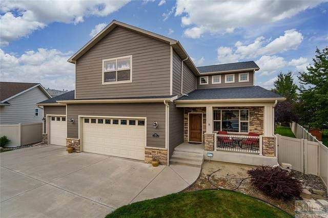 3015 Cove Creek Circle, Billings, MT 59106 (MLS #322777) :: Search Billings Real Estate Group