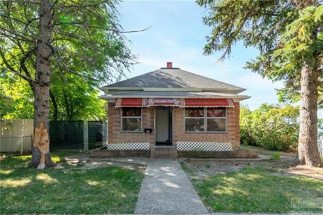 108 Custer Ave, Billings, MT 59101 (MLS #322779) :: Search Billings Real Estate Group
