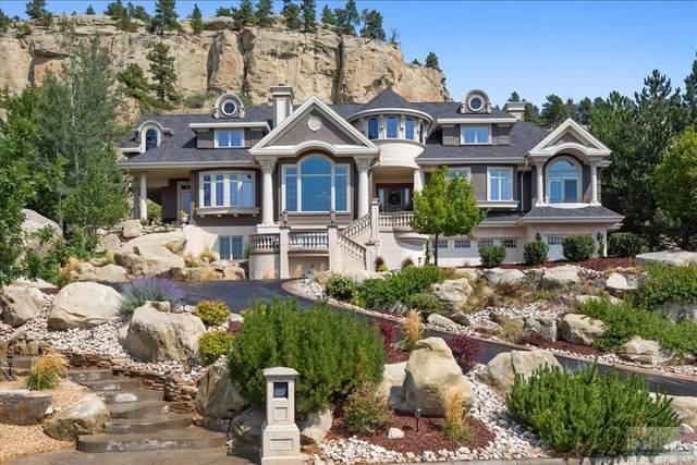 2911 Gregory Drive N, Billings, MT 59102 (MLS #322781) :: Search Billings Real Estate Group