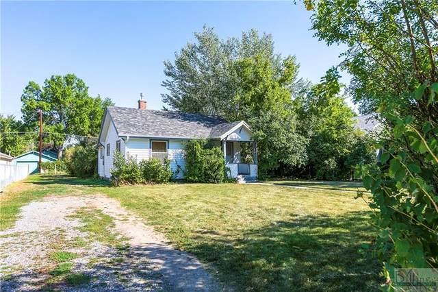 421 Wyoming Ave, Billings, MT 59101 (MLS #322783) :: Search Billings Real Estate Group