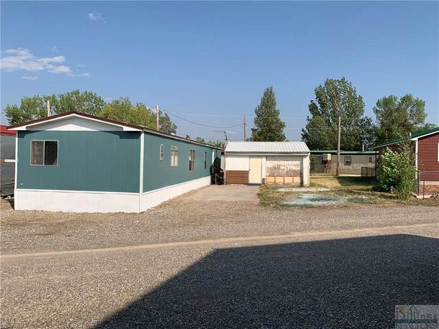 126 F Street, Fort Smith, MT 59035 (MLS #322786) :: Search Billings Real Estate Group