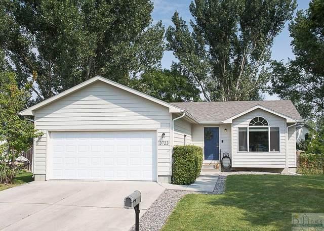 3723 Grecian Way, Billings, MT 59102 (MLS #322807) :: Search Billings Real Estate Group