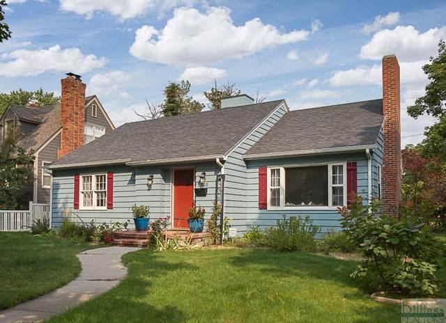 2303 Elm Street, Billings, MT 59101 (MLS #322815) :: Search Billings Real Estate Group