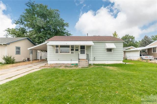 1535 Yellowstone Ave, Billings, MT 59102 (MLS #322819) :: Search Billings Real Estate Group