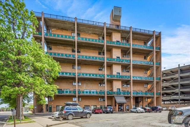 300 N 25th Street Unit #B6/206, Billings, MT 59101 (MLS #322834) :: Search Billings Real Estate Group