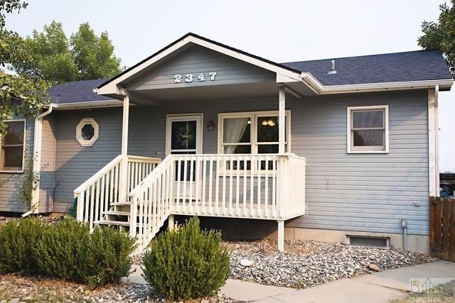 2347 Hyacinth Drive, Billings, MT 59105 (MLS #322840) :: Search Billings Real Estate Group