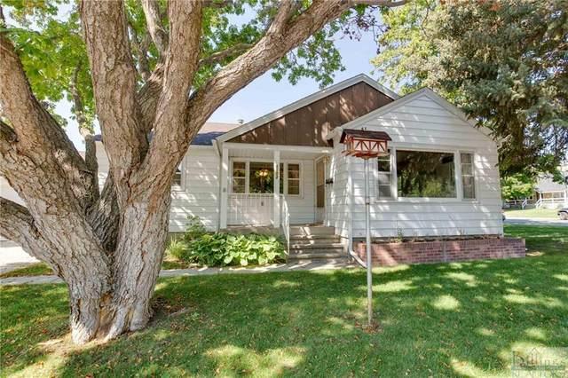 1102 Harvard Ave, Billings, MT 59102 (MLS #322846) :: Search Billings Real Estate Group