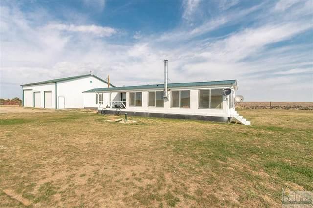 417 Coombs Flat Road, Molt/Rapelje, MT 59057 (MLS #322852) :: Search Billings Real Estate Group